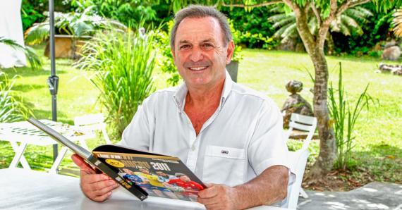 Gérard Guidi, directeur du Centre de Chirurgie Esthétique de l'océan Indien, privilégie l'épanouissement du client.