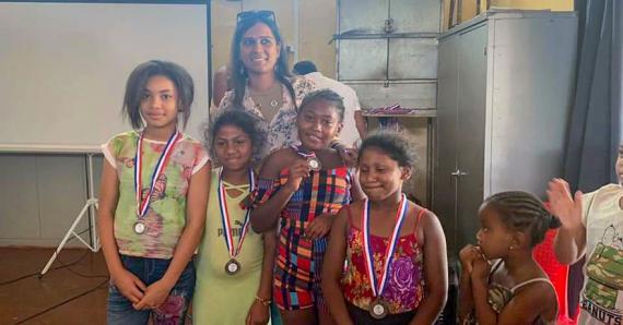 Preetila Jumungall veut aider à la création d'une meilleure île Maurice.