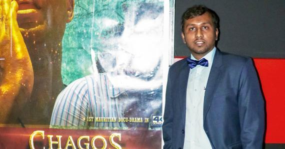 Le réalisateur, après l'avant-première de jeudi, veut faire découvrir le film au plus grand nombre.
