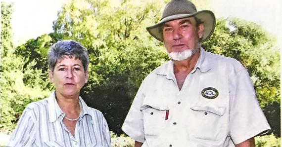 Odile Labat et son époux possédaient des terres à Hippo Valley.