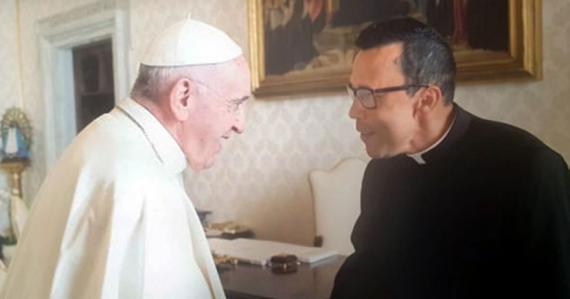 «Il aura un message pour le pays et ce message dépassera les frontières de l'Église catholique et concernera tous les Mauriciens.»