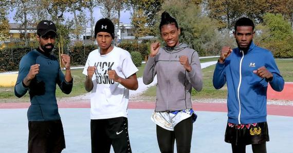 Les tireurs mauriciens aborderont ces championnats du monde avec la ferme intention d'aller chercher un titre mondial.