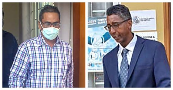 Sanjay Karia, le Constituency Clerk du PM et  le caporal Manoovalloo de la MCIT ont été entendus devant le tribunal de Moka durant la semaine écoulée.