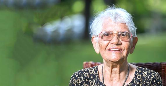 Les petits-enfants de Laurence Cateaux ont tenu à lui passer un message: «Grand-mère, nous t'aimons tous. Que ce message d'amour pour tes 100 ans te guide, en bonne santé, vers ta 101e année. Joyeux anniversaire !»