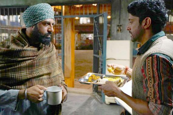 Farhan Akhtar est l'acteur principal de ce film.