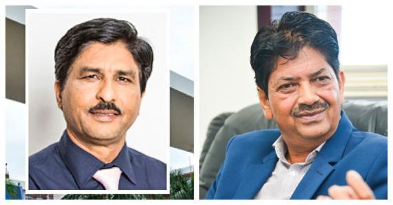 Anooj Ramsurrun a démissionné mercredi et c'est Beejaye Ramdenee qui le remplace comme directeur général.