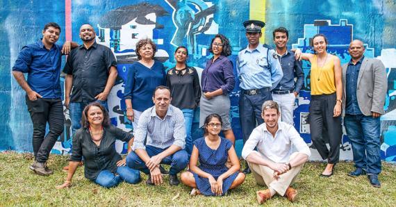 Ensemble, le collectif Moka'mwad travaille pour le développement et l'épanouissement de Moka et de ses habitants.