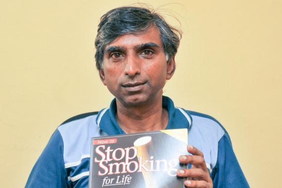 Les rappels sur le codage du fumer