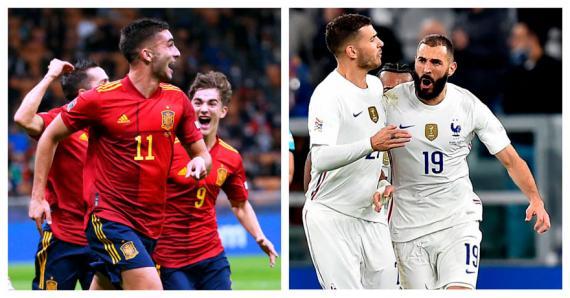 La Roja de Ferran Torres et les Bleus de Karim Benzema cherchent un rachat après l'Euro 2020.