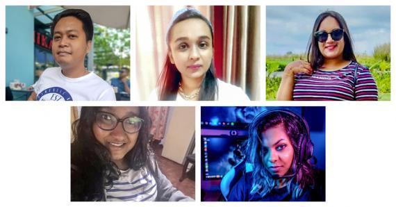 Clinton, Tacha, Reejoyna, Ashwinee et Tesh se demandent s'ils devront payer plus pour «netflix and chill», entre autres services...