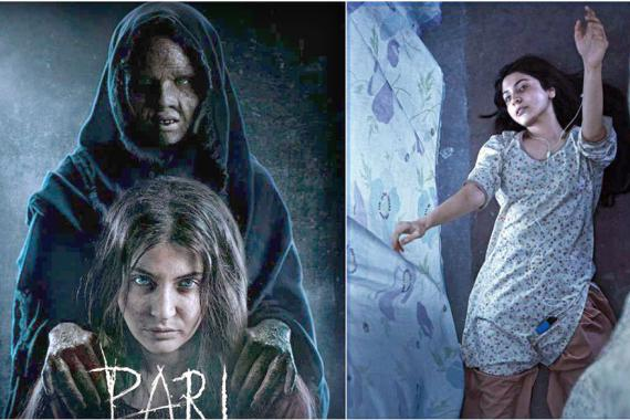 Anushka Sharma incarne une femme démoniaque aux côtés de Parambrata Chatterjee.