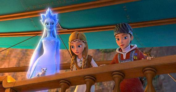 Des personnages et des animaux hauts en couleur pour une séance familiale...