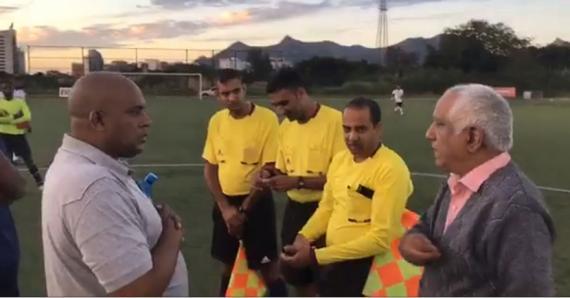 L'équipe Flacq Espoirs a été exclue du tournoi inter-régions pour avoir protesté.
