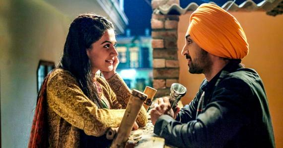 Diljit Dosanjh, Taapsee Pannu et Angad Bedi sont les trois protagonistes du film.