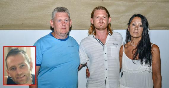 La famille de Yoan Spanu est convaincue qu'il s'agit d'un assassinat
