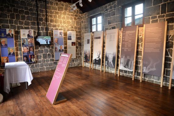 Mariam Edoo n'est pas venue  découvrir l'exposition, mais vous, vous le pouvez !