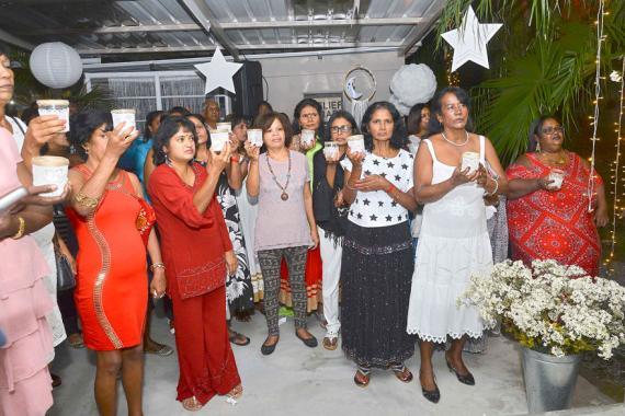 L'émotion était au rendez-vous pour la famille d'Étoile d'Espérance.