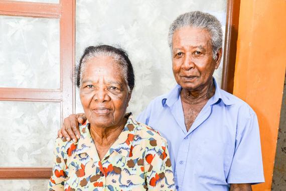Le couple Duval fêtera ses noces de diamant entouré de ses proches.