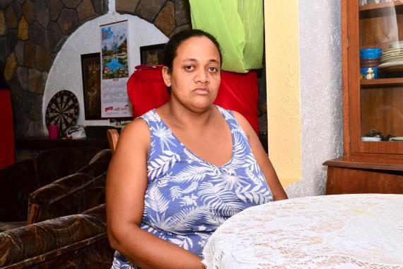 Vanessa Potiron, la cousine d'Allan Parsad, espère que la police fera une enquête approfondie.