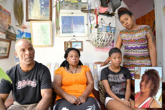 La famille Lajeune pleure la disparition de Vanessa
