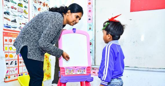 Une bonne intégration sociale est la clé de l'épanouissement de l'enfant, souligne Yassoda Roopnah.