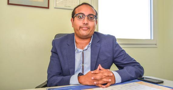 Le Dr Abbasakoor souligne qu'il est important de conscientiser les femmes et ainsi diminuer le taux diabète.