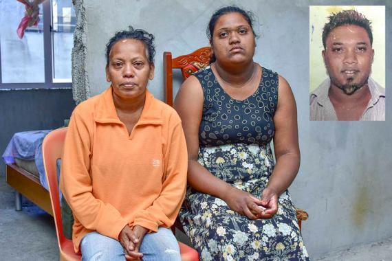 La famille Appudu a dit adieu à Kooshraj le jour du Raksha Bandhan.