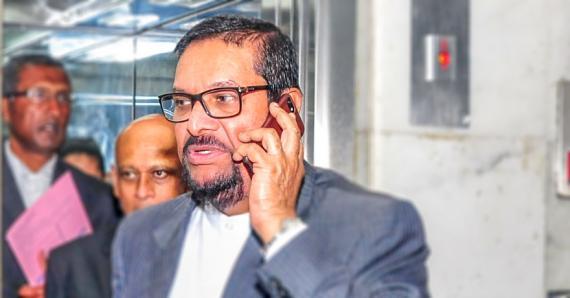 Showkutally Soodhun siégera au Parlement comme député.