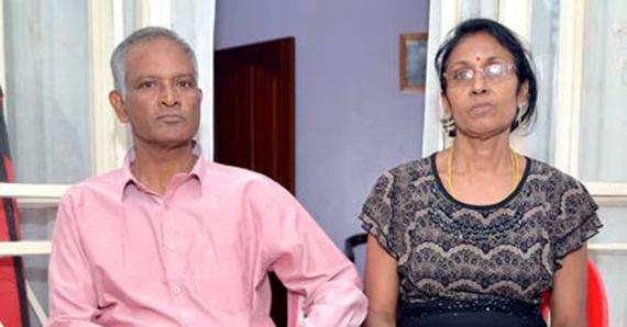 Ravin et Tanuja Appadoo ont perdu un premier fils Kusha en 2014.