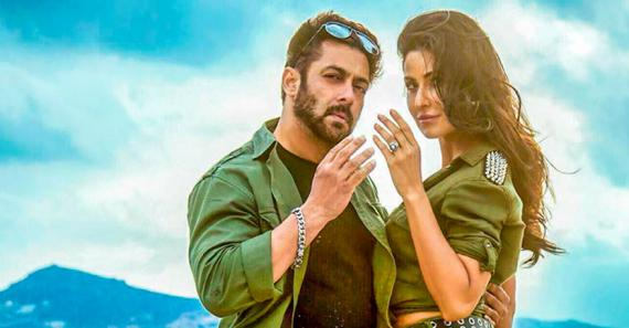 L'acteur retrouve son ex-copine, Katrina Kaif, dans la suite d'Ek Tha Tiger.