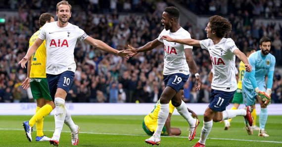 Tottenham peut compter sur Harry Kane face à Watford.