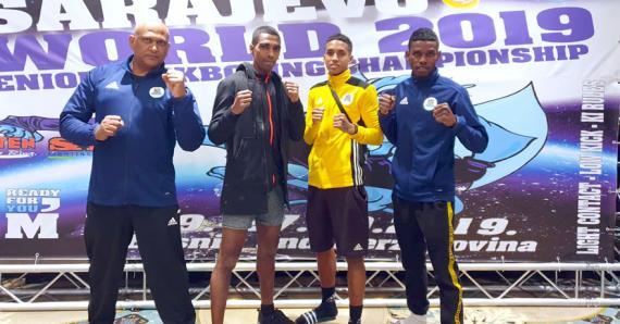 Même s'ils ne sont pas champions du monde, les Mauriciens peuvent être fiers de leur parcours.