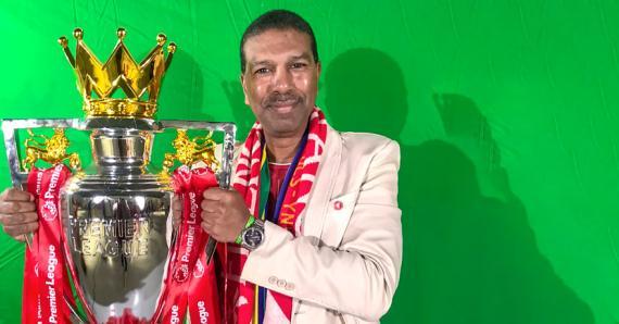 Jean-Carl Palmyre dédie toute sa vie à la cause du Liverpool Supporters Club de Maurice.