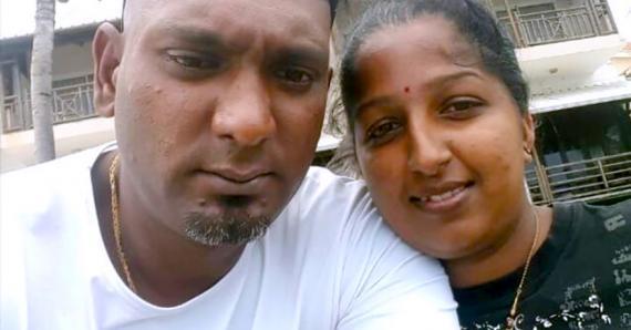 Cette jeune femme de 30 ans a été tuée par son époux dans le lit conjugal.