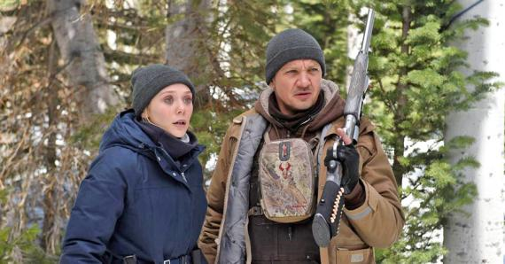 Jeremy Renner et Elizabeth Olsen dans une enquête tendue…