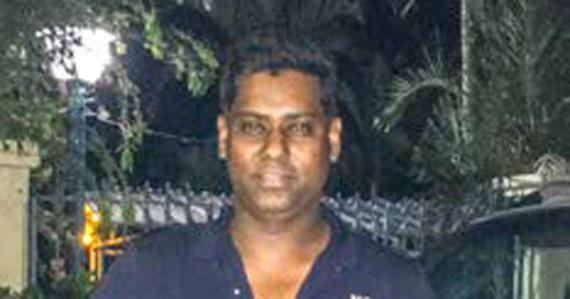 Noorani Jamalsah a aperçu l'enfant qui errait seul dans la rue à St-Martin