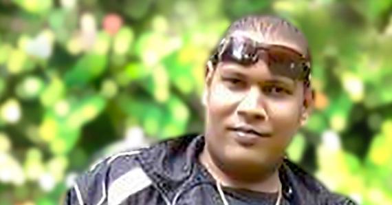 Ziyaad Poomun a été torturé à mort par son ami il y a deux ans.