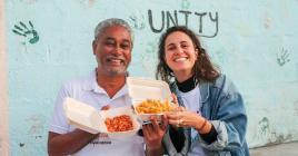 Richemond Bigaignon est heureux de pouvoir compter sur le soutien de FoodWise.