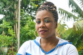 Marie-Laine Philippe va interpréter deux titres sur L'Encens Rodrigues.