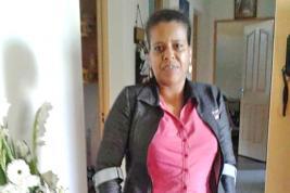 Malgré son handicap, Geneviève Guillemain est heureuse de travailler.