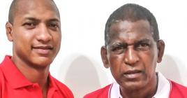 Le jeune Mauricien veut faire aussi bien que son père Joseph Mounawah.