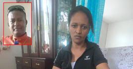 Léa, l'épouse de la victime, se retrouve désormais seule avec ses deux enfants.
