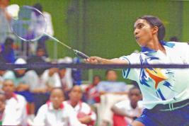 Amrita Sawaram (badminton): «J'en ressens encore des frissons»