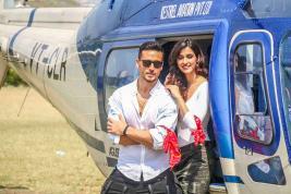 Tiger Shroff et Disha Patani, qui sont en couple dans la vraie vie, se donnent la réplique dans ce long-métrage.