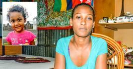 Arianne Achille crie à la négligence médicale après le décès tragique de sa fille Samia.