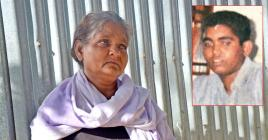 Ouma est complètement anéantie depuis le décès de son fils, violemment assailli par deux individus.