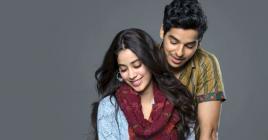 Ishaan Khatter et Janhvi Kapoor incarnent un couple maudit par le destin.