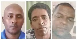 Patrick Lagaillarde, Nicolas Rawchand et Teosand Perle ont été arrêtés pour importation d'héroïne à Rodrigues.