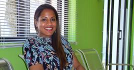 Meritess Beeharry, cofondatrice et directrice de l'ONG Holdem Foundation.