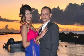 Yousouf et Neha s'étaient mariés religieusement en mai.